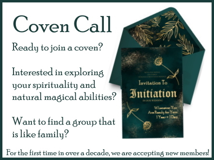 Arkansas Coven Call