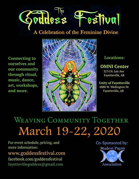 Fayetteville Goddess Festival